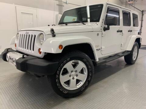 2011 Jeep Wrangler Unlimited for sale at TOWNE AUTO BROKERS in Virginia Beach VA