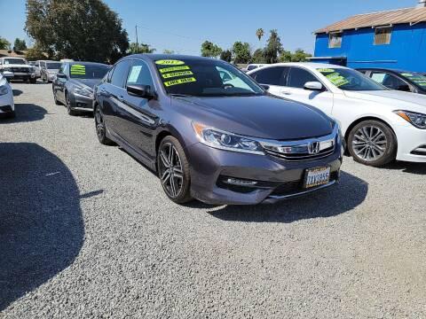 2017 Honda Accord for sale at La Playita Auto Sales Tulare in Tulare CA