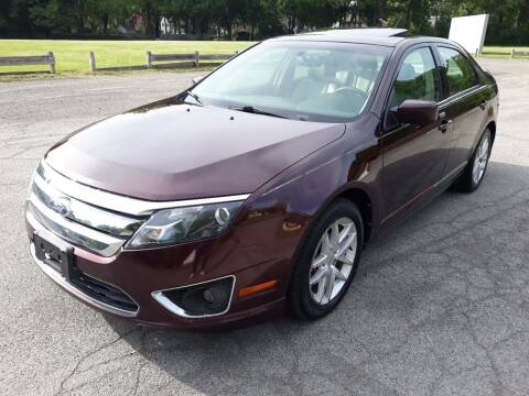 2011 Ford Fusion for sale at Select Auto Brokers in Webster NY