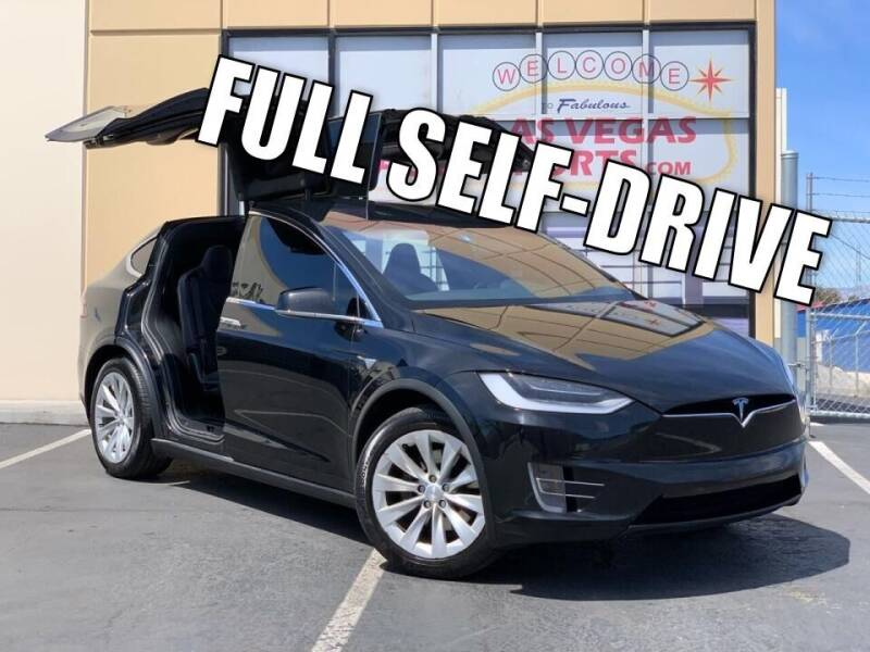 2018 Tesla Model X for sale at Las Vegas Auto Sports in Las Vegas NV
