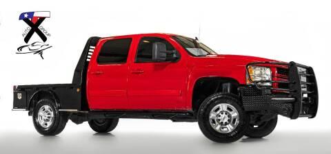 2009 Chevrolet Silverado 2500HD for sale at TX Auto Group in Houston TX