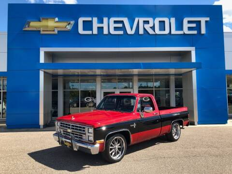 1986 Chevrolet C/K 10 Series for sale at Advantage Auto Sales & Imports Inc in Loves Park IL