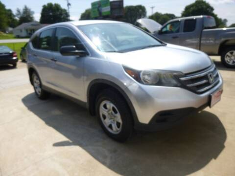 2013 Honda CR-V for sale at Ed Steibel Imports in Shelby NC
