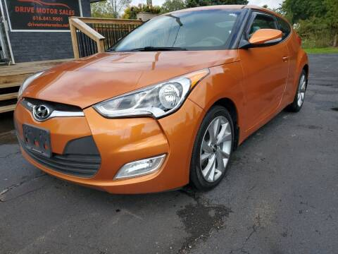 2016 Hyundai Veloster for sale at Drive Motor Sales in Ionia MI