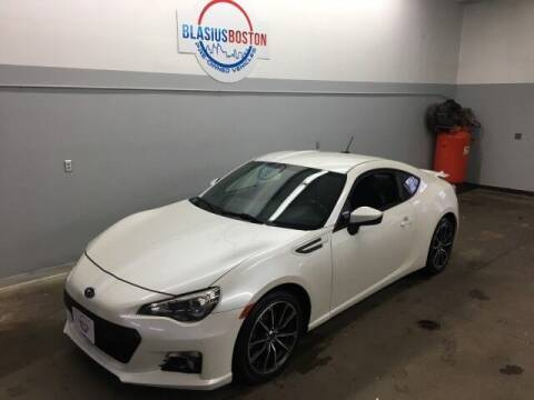 2014 Subaru BRZ for sale at WCG Enterprises in Holliston MA