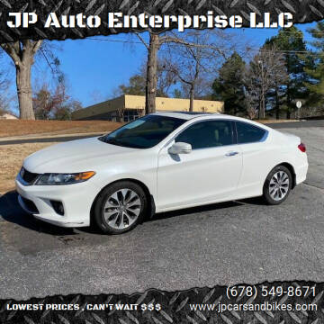 2013 Honda Accord for sale at JP Auto Enterprise LLC in Duluth GA