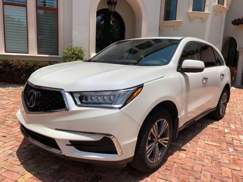 2017 Acura MDX for sale at Mirabella Motors in Tampa FL