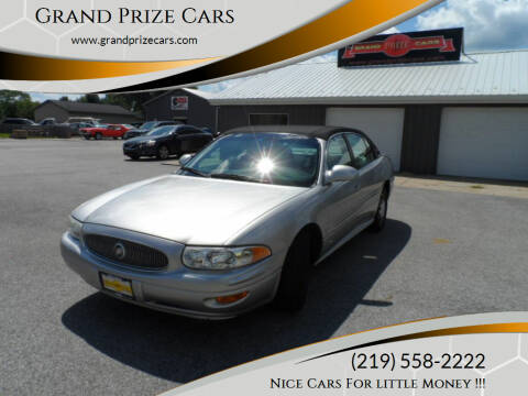 2004 Buick LeSabre for sale at Grand Prize Cars in Cedar Lake IN