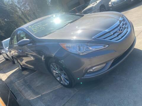 2012 Hyundai Sonata for sale at Copeland's Auto Sales in Union City GA