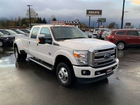 2015 Ford F-350 Super Duty for sale at Maxx Autos Plus in Puyallup WA
