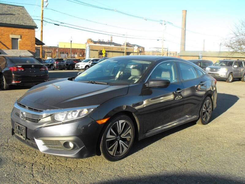 2018 Honda Civic for sale at Merrimack Motors in Lawrence MA
