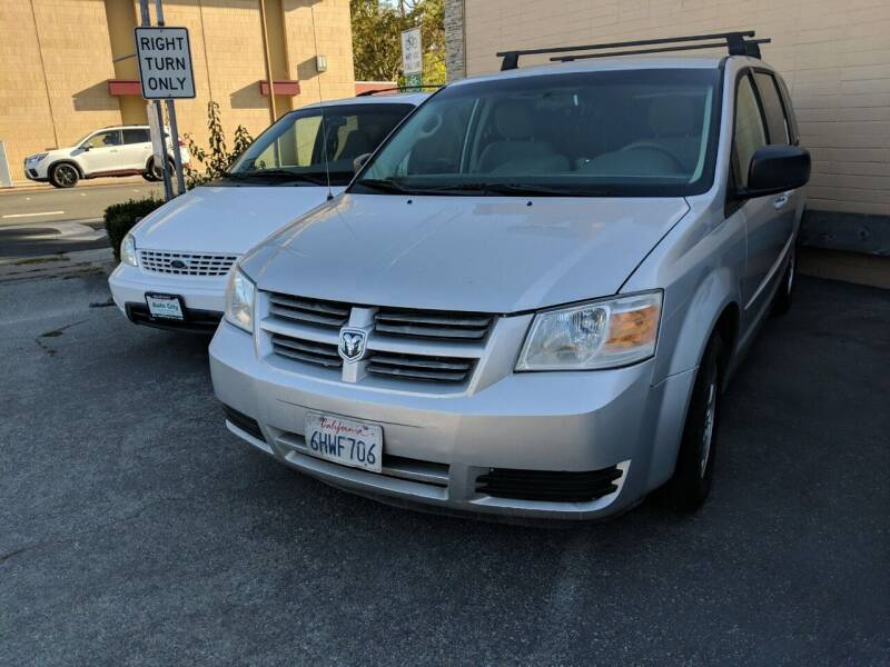 2009 Dodge Grand Caravan for sale at Auto City in Redwood City CA