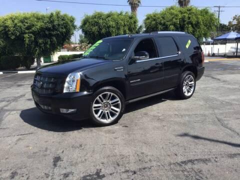 2014 Cadillac Escalade for sale at LA PLAYITA AUTO SALES INC - 3271 E. Firestone Blvd Lot in South Gate CA