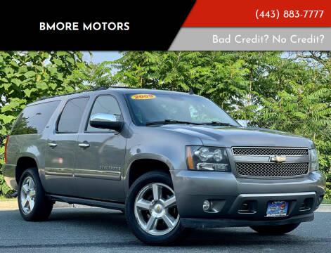 2009 Chevrolet Suburban for sale at Bmore Motors in Baltimore MD