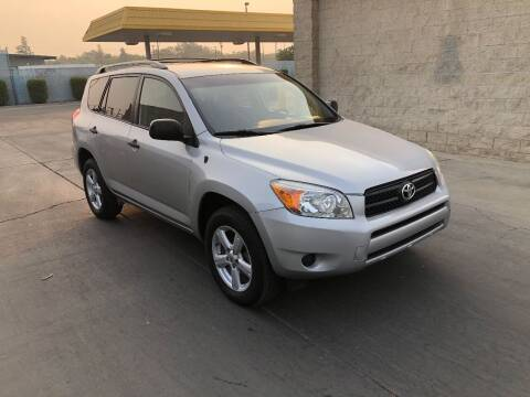 2008 Toyota RAV4 for sale at Fast Lane Motors in Turlock CA