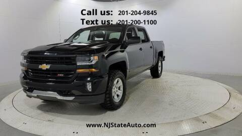 2017 Chevrolet Silverado 1500 for sale at NJ State Auto Used Cars in Jersey City NJ