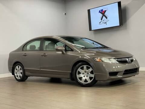 2010 Honda Civic for sale at TX Auto Group in Houston TX