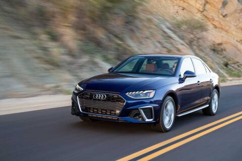 2021 Audi A4 for sale at XS Leasing in Brooklyn NY