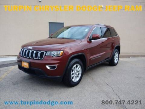 2018 Jeep Grand Cherokee for sale at Turpin Dodge Chrysler Jeep Ram in Dubuque IA