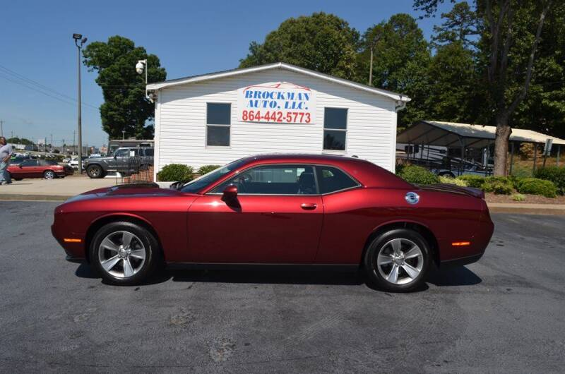 2019 Dodge Challenger for sale in Easley, SC