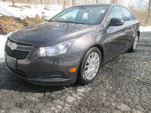 2014 Chevrolet Cruze for sale at Peekskill Auto Sales Inc in Peekskill NY