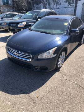 2013 Nissan Maxima for sale at Z & A Auto Sales in Philadelphia PA