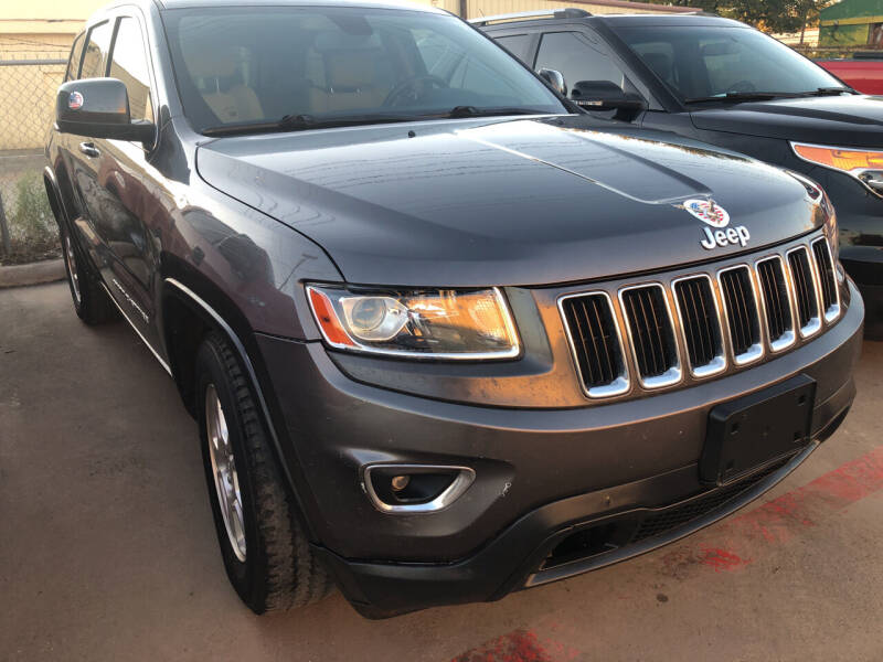 2014 Jeep Grand Cherokee for sale at Auto Access in Irving TX