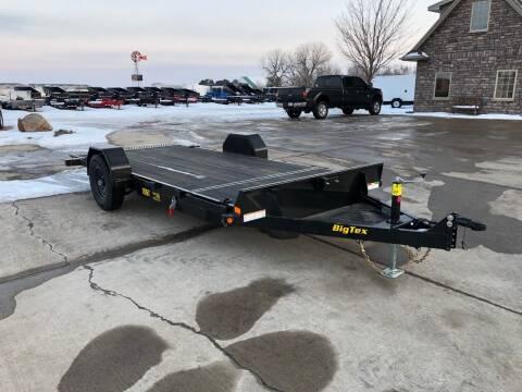 2020 Big Tex 70ST-16 for sale at Prairie Wind Trailers, LLC in Harrisburg SD