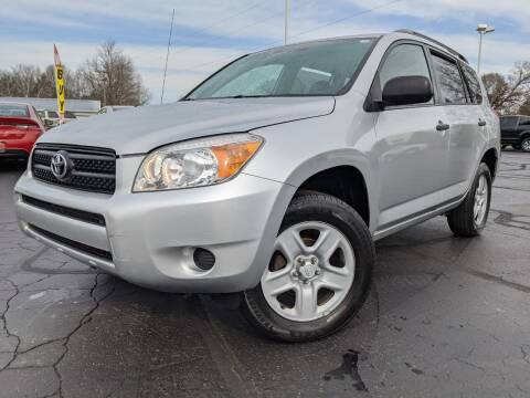 2008 Toyota RAV4 for sale at West Point Auto Sales in Mattawan MI
