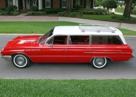 1962 Buick Invicta for sale at Classic Car Deals in Cadillac MI
