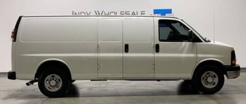 2014 Chevrolet Express Cargo for sale at Indy Wholesale Direct in Carmel IN