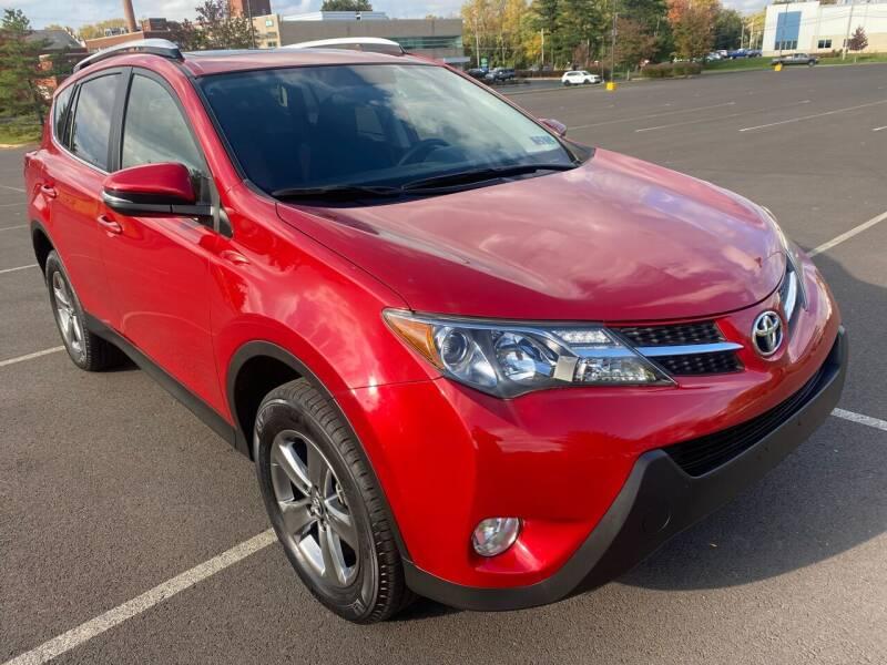 2015 Toyota RAV4 for sale at P&H Motors in Hatboro PA