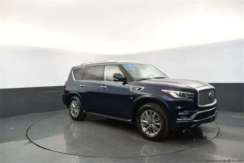 2020 Infiniti QX80 for sale at Tim Short Auto Mall in Corbin KY