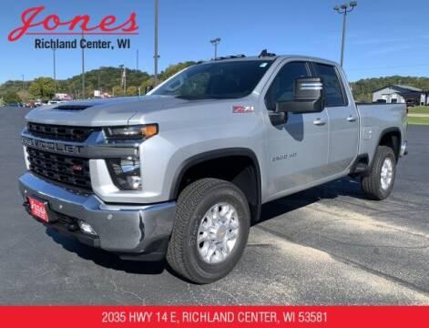 2022 Chevrolet Silverado 2500HD for sale at Jones Chevrolet Buick Cadillac in Richland Center WI