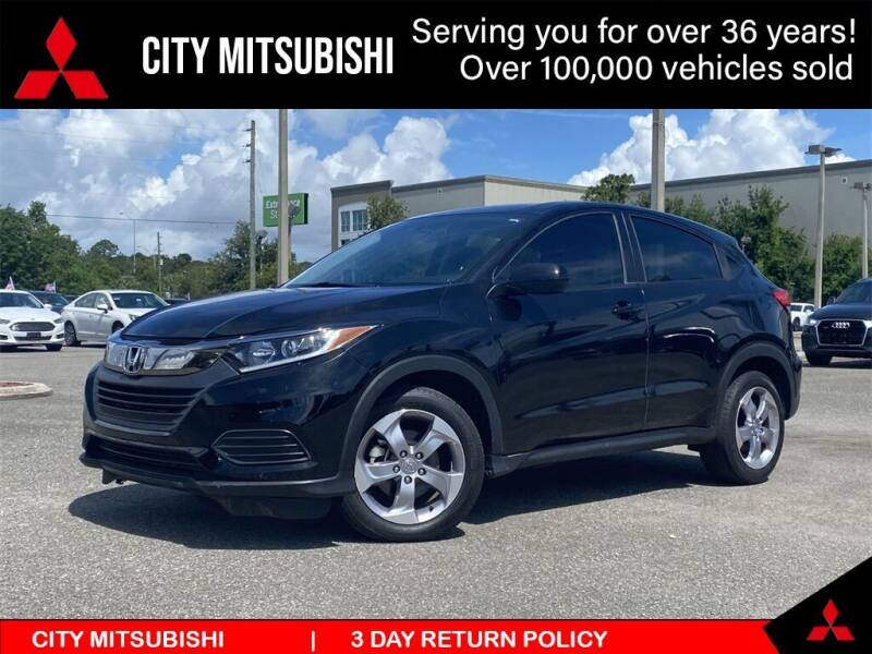2019 Honda HR-V for sale in Jacksonville, FL