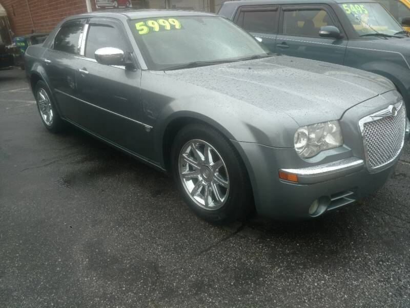 2006 Chrysler 300 for sale at IMPORT MOTORSPORTS in Hickory NC