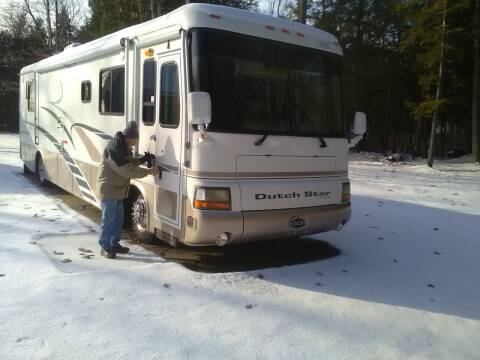 2000 Dutchmen MOTOR HOME 38 FOOT for sale at Lewis Auto Sales in Lisbon ME