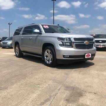 2015 Chevrolet Suburban for sale at UNITED AUTO INC in South Sioux City NE