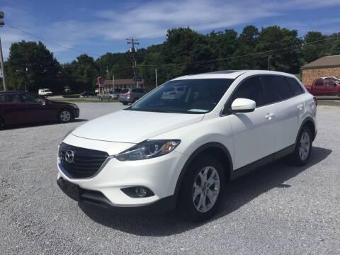 2014 Mazda CX-9 for sale at Wholesale Auto Inc in Athens TN