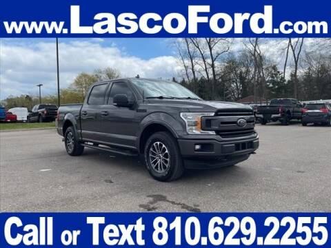 2018 Ford F-150 for sale at LASCO FORD in Fenton MI