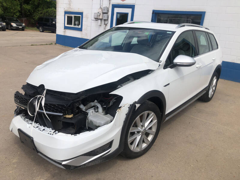 2017 Volkswagen Golf Alltrack for sale at Don's Sport Cars in Hortonville WI