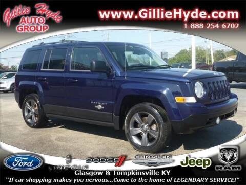 2014 Jeep Patriot for sale at Gillie Hyde Auto Group in Glasgow KY