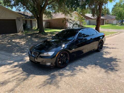 2008 BMW 3 Series for sale at Demetry Automotive in Houston TX