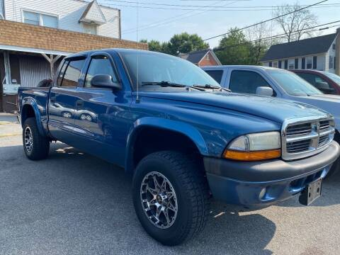 2004 Dodge Dakota for sale at TNT Auto Sales in Bangor PA