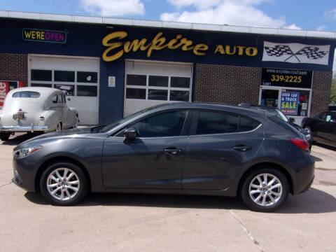 2015 Mazda MAZDA3 for sale at Empire Auto Sales in Sioux Falls SD