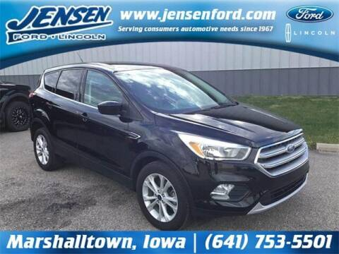2017 Ford Escape for sale at JENSEN FORD LINCOLN MERCURY in Marshalltown IA