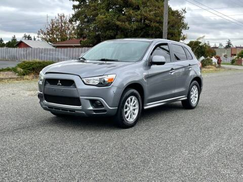 2011 Mitsubishi Outlander Sport for sale at Baboor Auto Sales in Lakewood WA