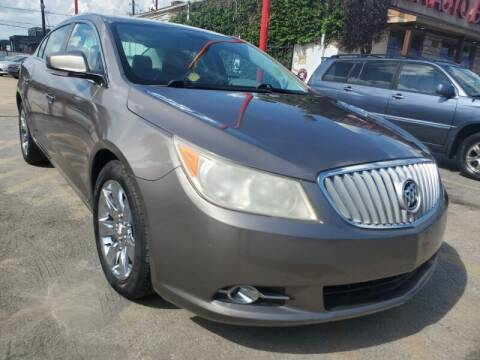 2010 Buick LaCrosse for sale at USA Auto Brokers in Houston TX