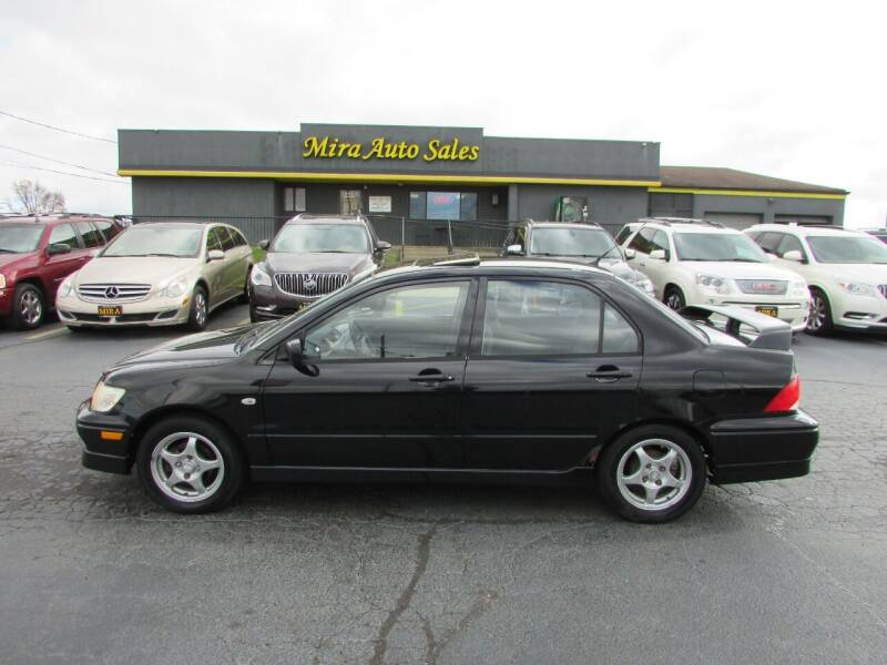 2003 Mitsubishi Lancer for sale at MIRA AUTO SALES in Cincinnati OH