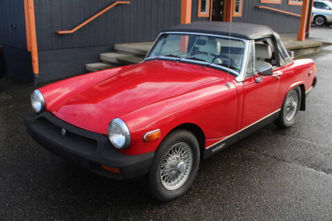 1979 MG Midget for sale at Sabeti Motors in Tacoma WA